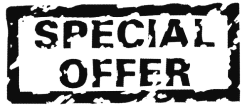 Molly's Special Offer Page